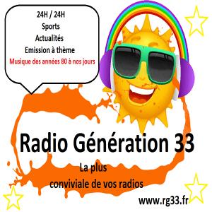Rádio Radio Génération 33