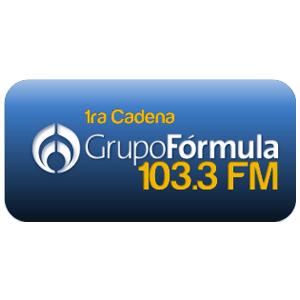 Rádio Grupo Fórmula 103.3 FM - Radio Fórmula Primera Cadena