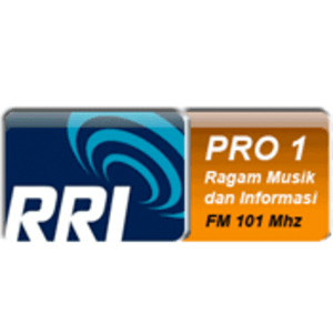 Rádio RRI Pro 1 Surakarta FM 101