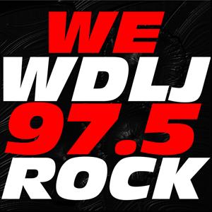 Rádio WDLJ - KM Radio 97.5 FM The Rock