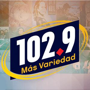 Rádio KLQV - Más Variedad 102.9 FM