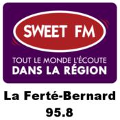 Rádio Sweet FM - La Ferté-Bernard 95.8