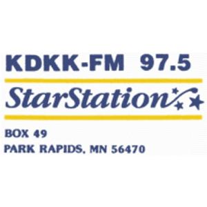 Rádio KDKK - 97.5 FM Star Station