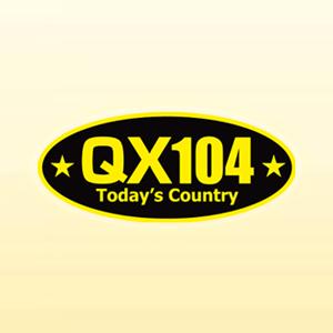 Rádio CFQX-FM - QX 104 FM