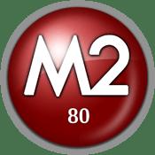 Rádio M2 80