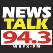 Rádio WKYX-FM - News Talk 94.3 FM
