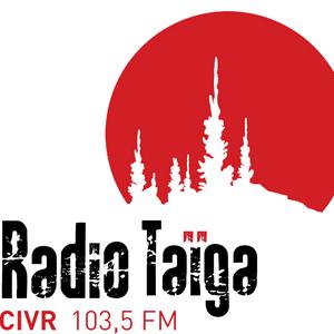 Rádio CIVR-FM Radio Taïga