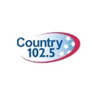 Rádio WKLB-FM - Country 102.5
