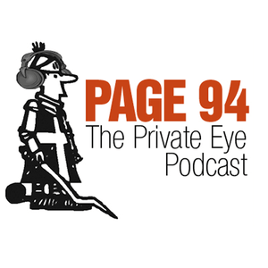 Podcast Page 94: The Private Eye Podcast
