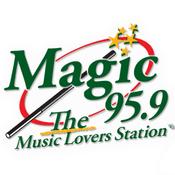 Rádio WPNC-FM - Magic 95.9 FM
