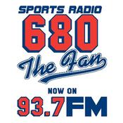Rádio WCCN - Sports Radio 680 The Fan