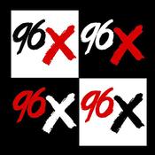 Rádio WROX-FM - 96X 96.1 FM
