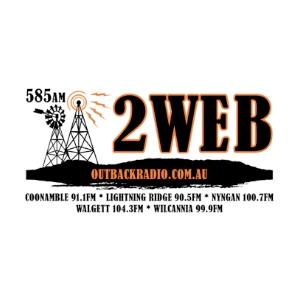 Rádio 2WEB - Outback Radio 585 AM