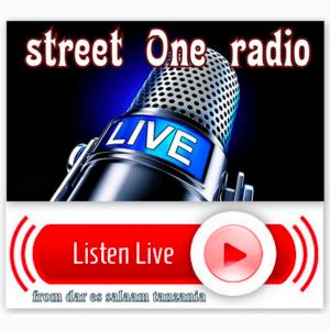 Rádio street One radio tz