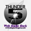 Thunder 5 Web Radio Rock
