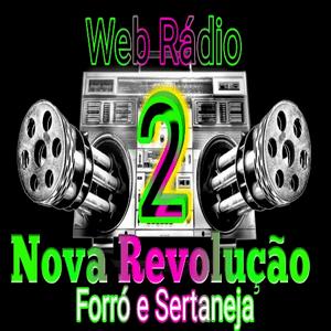 Web Rádio Nova Revolução 2