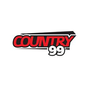 Rádio Country 99 FM The Wolf
