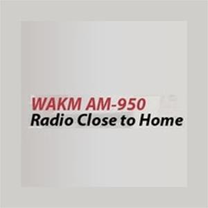 Rádio WAKM - Radio Close to Home 950 AM