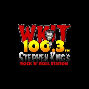 Rádio WKIT-FM - Rock of Bangor K 100.3 FM