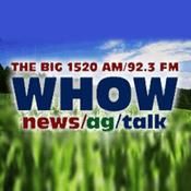 Rádio WHOW - The Big 1520 AM