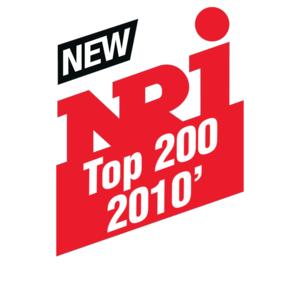Rádio NRJ TOP 200 2010'