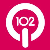 Rádio WKRQ - Q102 101.9 FM