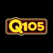 Rádio WRBQ-FM - Q105 104.7 FM