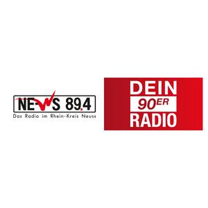 Rádio NE-WS 89.4 - Dein 90er Radio