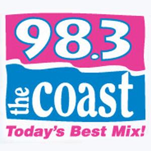 Rádio WCXT - The Coast 98.3 FM
