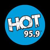 Rádio WPOZ - Hot 95.9 FM