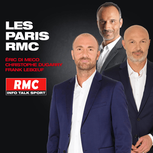 Podcast RMC - Les Paris RMC