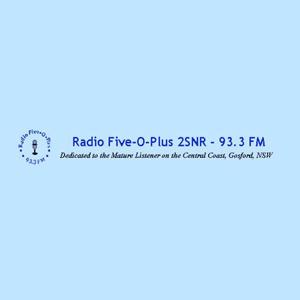 Rádio 2SNR - Radio Five-O-Plus 93.3 FM