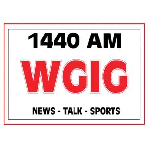 Rádio WGIG - Brunswick Talk Radio 1440 AM