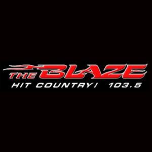 Rádio KHSL-FM - The Blaze 103.5 FM