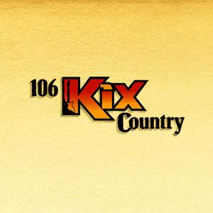 Rádio KQKX - 106 Kix Country 106.7 FM