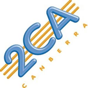 Rádio Canberra's 2CA 1053 AM