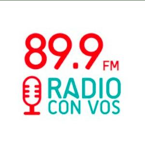 Rádio Radio con Vos 89.9 FM