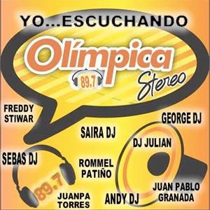 Rádio Olímpica Stereo 89.7 Manizales