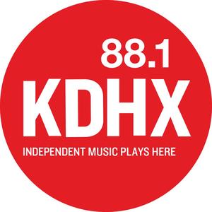 Rádio KDHX 88.1 FM