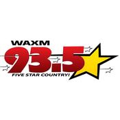 Rádio WAXM - Five Star Country 93.5 FM
