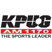 Rádio KPUG - The Sports Leader 1170 AM