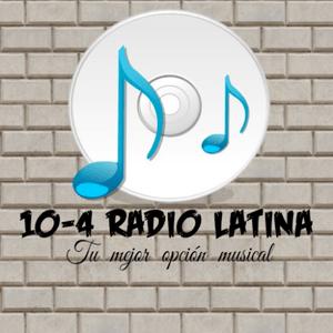 Rádio 10-4 Radio Latina