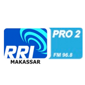 Rádio RRI Pro 2 Makassar FM 96.8
