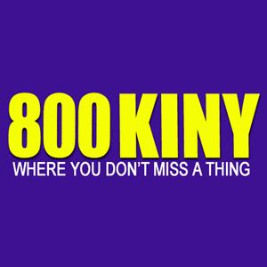 Rádio KINY 800 AM
