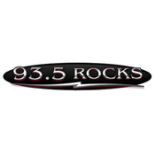 Rádio KMYK - 93.5 Rocks the Lake 93.5 FM