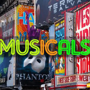 Rádio CALM RADIO - Musicals