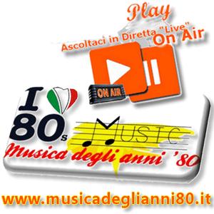 Rádio Musica degli anni '80