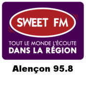 Rádio Sweet FM - Alençon 95.8
