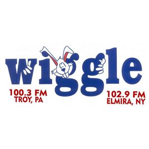 Rádio WHGL-FM - Wiggle 100.3