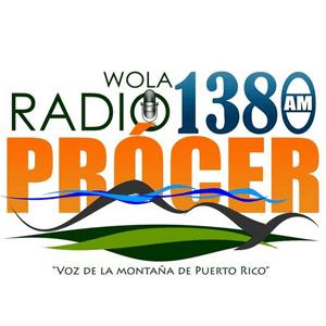 Rádio WOLA - Radio Procer 1380 AM
